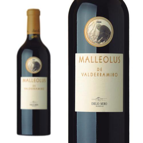 マレオルス・デ・ヴァルデラミロ 2010年 ボデガス・エミリオ・モロ 750ml (スペイン 赤ワイン)