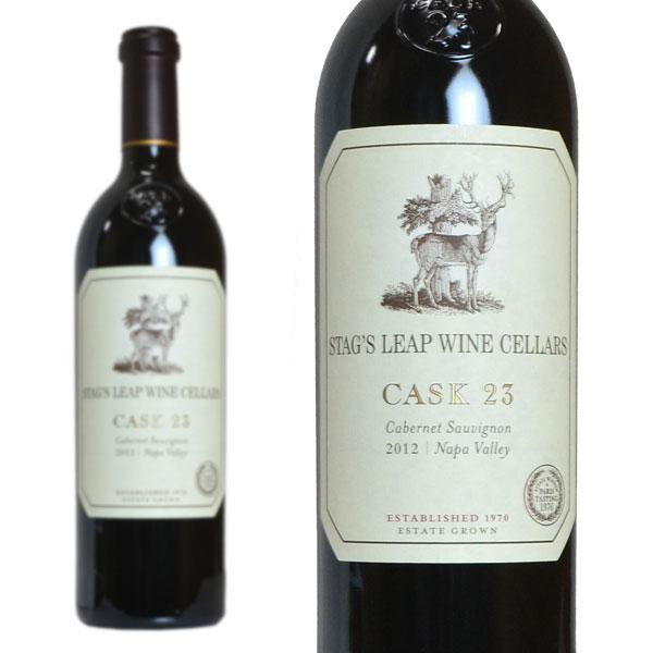 スタッグスリープ・ワインセラーズ カスク23 カベルネ・ソーヴィニヨン 2012年 正規 750ml (アメリカ カリフォルニア 赤ワイン)