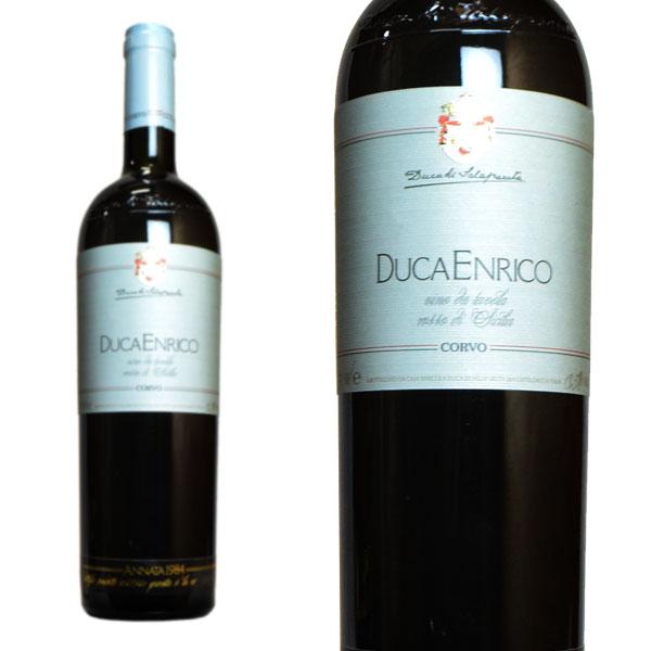ドゥーカ・エンリコ 1984年 ドゥーカ・ディ・サラパルータ 750ml 正規 (イタリア シチリア 赤ワイン)