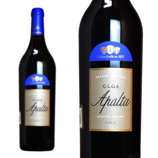 クロ・アパルタ・ラポストール 2013年 カーサ・ラポストール 750ml (チリ 赤ワイン)