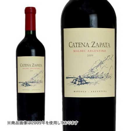 カテナ・サパータ アルヘンティーノ マルベック 2011年 ボデガス・カテナ 正規 750ml (アルゼンチン 赤ワイン)