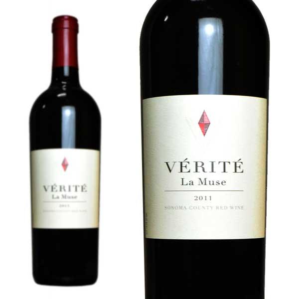 ヴェリテ ラ・ミュゼ 2011年 750ml 正規 (アメリカ カリフォルニア 赤ワイン)