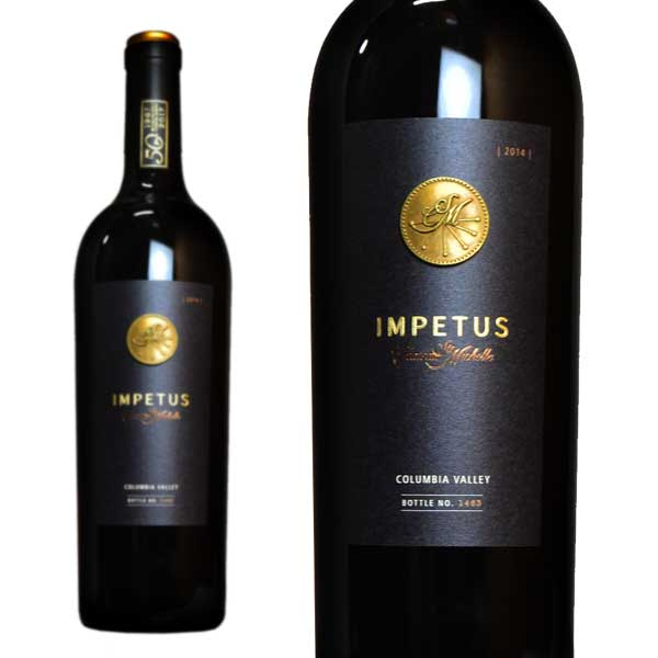 インピタス 2014年 シャトー・サン・ミッシェル 750ml (アメリカ ワシントン 赤ワイン)