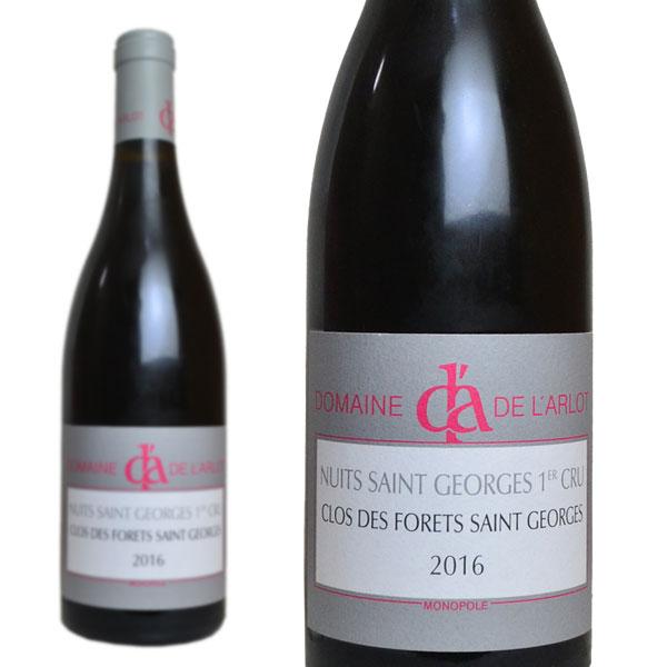 ニュイ・サン・ジョルジュ プルミエ・クリュ クロ・デ・フォレ・サン・ジョルジュ 2016年 ドメーヌ・ド・ラ・ラルロ 750ml (ブルゴーニュ 赤ワイン)