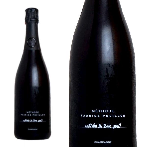 シャンパン ロジェ・プイヨン シュマン・デュ・ボワ ミレジム2009年 750ml (フランス シャンパーニュ 白 箱なし)