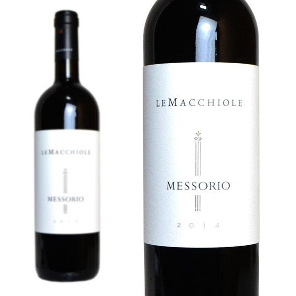 メッソリオ 2014年 レ・マッキオーレ 750ml (イタリア 赤ワイン)