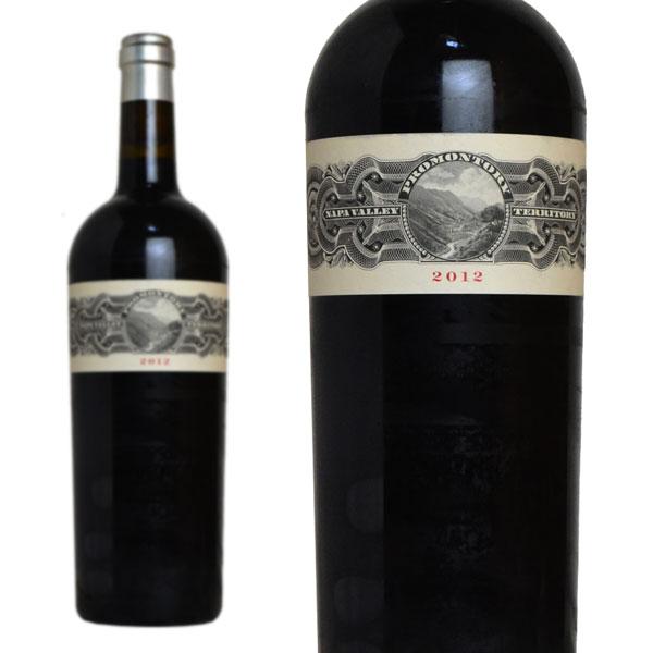 プロモントリー プロプライエタリー レッド ナパヴァレー 2012年 750ml (アメリカ 赤ワイン)