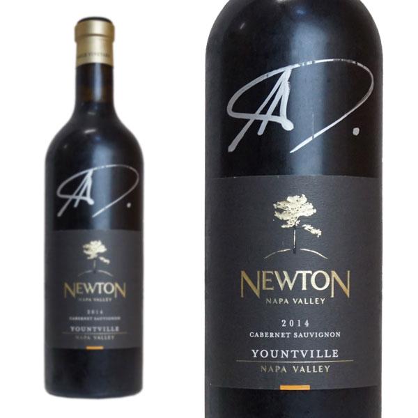 ニュートン ヨーントヴィル カベルネ・ソーヴィニヨン 2014年 ニュートン・ヴィンヤード 750ml 正規 (アメリカ 赤ワイン)