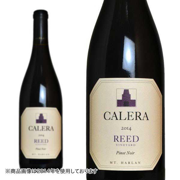 カレラ リード・ヴィンヤード マウントハーラン ピノ・ノワール 2015年 正規 750ml (アメリカ カリフォルニア 赤ワイン)
