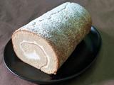 極上烏骨鶏和三盆ロールケーキ「うこたまロール」