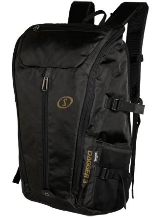 バスケットバッグ バックパック リュック スポルディング Spalding Bag Dagger3 Blk/Gold