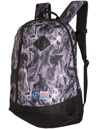 バスケットバッグ バックパック リュック スポルディング Spalding Bag Rize F.Gry