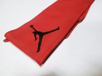 篮球配饰乔丹耐克Jordan Head Tie AJ Jumpman D/F Red