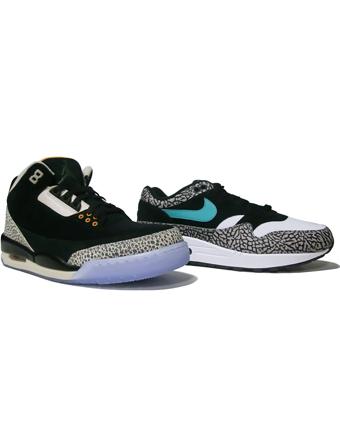 バスケットシューズ バッシュ スニーカー ランニング  ナイキ Nike Air Jordan × Max Pack Multi  ランニング トレーニング ストリート