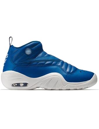 バスケットシューズ バッシュ スニーカー  ナイキ Nike Air Shake Ndestrukt B.Jay/S.Wht  ストリート