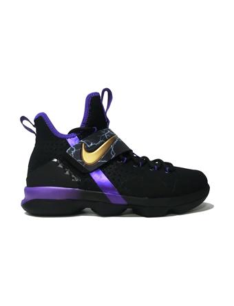バスケットシューズ ジュニア キッズ バッシュ  ナイキ Nike Lebron 14 HWC GS Belt Pack