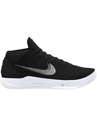 華麗 バスケットシューズ A.D. バッシュ ナイキ Nike Kobe Nike A.D. Mid Blk/M.Sil Blk/M.Sil/Wht/Wht, ギフトショップ フランクネス:aa7e03b1 --- fuel.rest