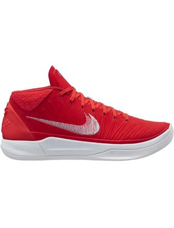 【セール】 バスケットシューズ バッシュ Kobe ナイキ A.D. Nike Kobe A.D. Mid U.Red バッシュ/M.Sil/Wht, 博多ハシケン夢:60937af1 --- fuel.rest