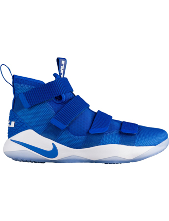 バスケットシューズ バッシュ  ナイキ Nike Soldier 11 TB G.Royal/Wht