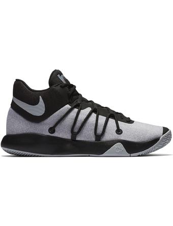 バスケットシューズ バッシュ  ナイキ Nike KD Trey 5 V Blk/W.Gry