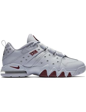 バスケットシューズ バッシュ スニーカー ランニング  ナイキ Nike Air Max CB 94 Low W.Gry/T.Red  ランニング トレーニング ストリート