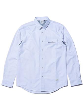 バスケットロング Tシャツ ウェア  アクター AKTR TWB L/S SHIRTS WHITE  ストリート 【MEN'S】