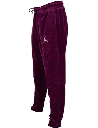 バスケットパンツ ウェア 秋冬物 ジョーダン ナイキ Jordan Jordan JSW Velour Pants Bordeaux  ランニング トレーニング ストリート 【MEN'S】
