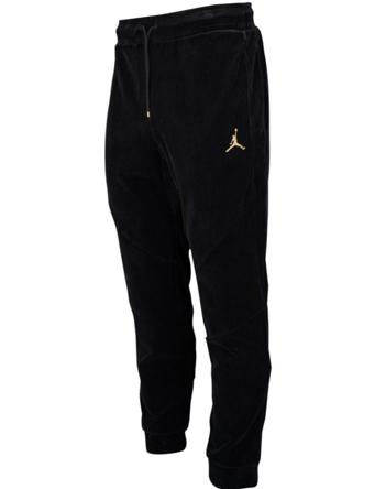 バスケットパンツ ウェア 秋冬物 ジョーダン ナイキ Jordan Jordan JSW Velour Pants Blk  ランニング トレーニング ストリート 【MEN'S】