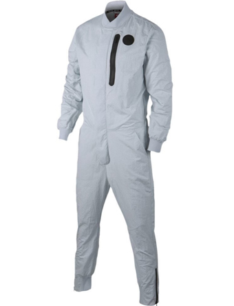 バスケットセットアップ ウェア  ナイキ Nike Air Jump Suits P.Platinum  ランニング トレーニング ストリート 【MEN'S】