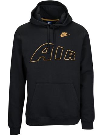 人気ブランドを バスケットパーカー ウェア ウェア 秋冬物 Blk ナイキ Nike Fleece Air Logo Hoodie Air Blk ストリート【MEN'S】, ワケチョウ:29d89249 --- konecti.dominiotemporario.com