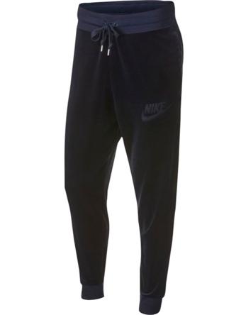 バスケットパンツ ウェア 秋冬物 ナイキ Nike Velour Pullover Track Pants Obsidian  ランニング トレーニング ストリート 【MEN'S】