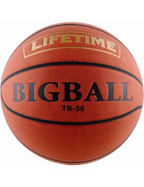 バスケットボール バスケットボール ビッグボール ライフタイム LIFE TIME Ball BIG BALL Brwn/Blk
