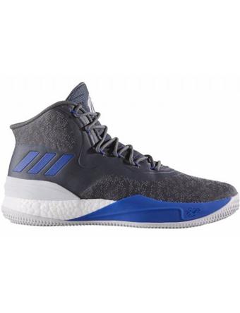バスケットシューズ バッシュ  アデイダス Adidas D Rose 8 Gry