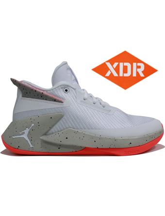 バスケットシューズ バッシュ  ジョーダン ナイキ Jordan Jordan Fly Lockdown PFX Wht/Blk/T.Gry/Infrared23