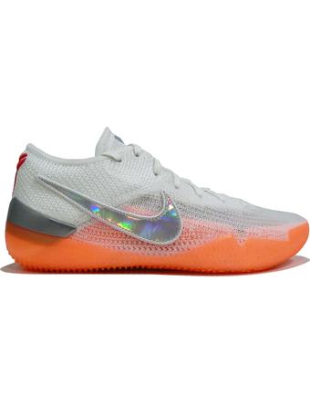 バスケットシューズ バッシュ  ナイキ Nike Kobe AD NXT 360 Wht/Blk/Infrared23/Volt