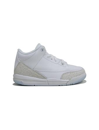 バスケットシューズ ジュニア キッズ バッシュ スニーカー  ジョーダン ナイキ Jordan Air Jordan 3 Retro BP