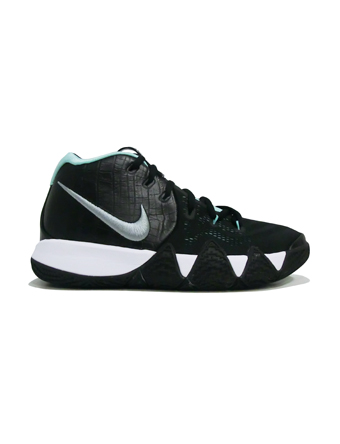 """バスケットシューズ ジュニア キッズ バッシュ  ナイキ Nike Kyrie 4 GS """"Tiffany"""" GS T.Twist/M.Sil/Wht/Gold  【GS】キッズ"""