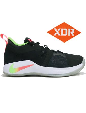バスケットシューズ バッシュ  ナイキ Nike PG 2 EP Anthracite/H.Punch/Wht/W.Gry