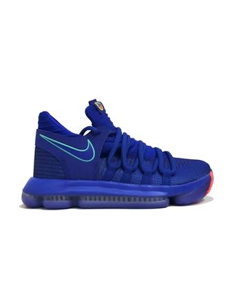 バスケットシューズ バッシュ  ナイキ Nike KD 10 GS