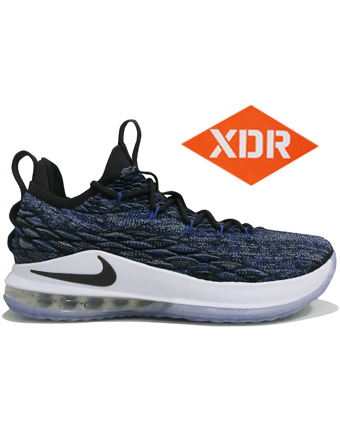 バスケットシューズ バッシュ  ナイキ Nike Lebron 15 Low EP S.Blu/T.Gry/Blk