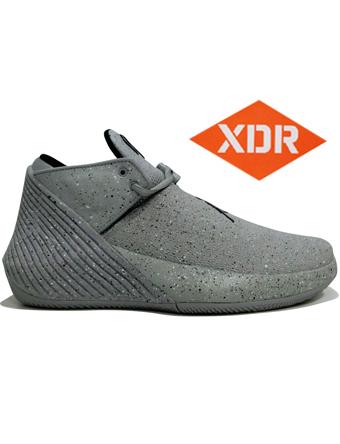 バスケットシューズ バッシュ  ジョーダン ナイキ Jordan Jordan Why Not Zer0.1 Low PFX S.Gry/Wht