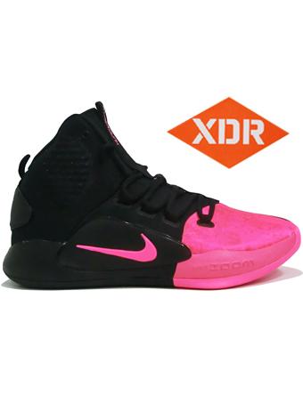 バスケットシューズ バッシュ  ナイキ Nike Hyperdunk X Kay Yow Pink/Blk