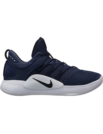 バスケットシューズ バッシュ  ナイキ Nike HyperDunk X Low TB M.Nvy/Blk/Wht