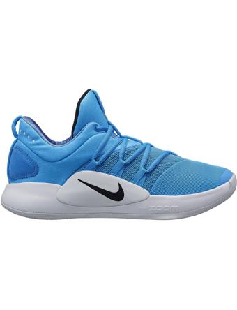 バスケットシューズ バッシュ  ナイキ Nike HyperDunk X Low TB U.Blu/Blk/Wht