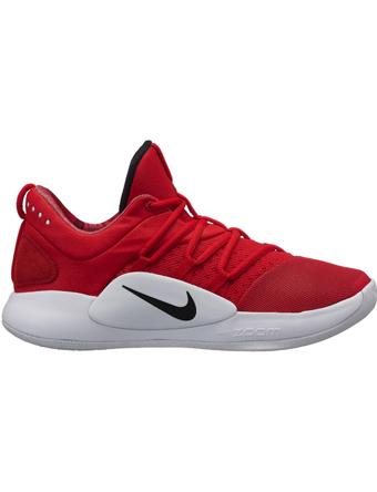 バスケットシューズ バッシュ  ナイキ Nike HyperDunk X Low TB U.Red/Blk/Wht