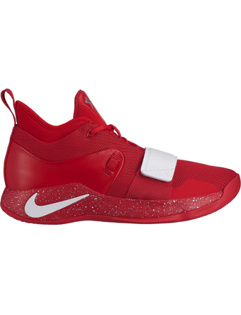 バスケットシューズ バッシュ  ナイキ Nike PG 2.5 TB U.Red/Wht