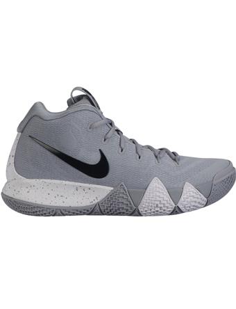 バスケットシューズ バッシュ  ナイキ Nike Kyrie 4 TB W.Gry/Blk