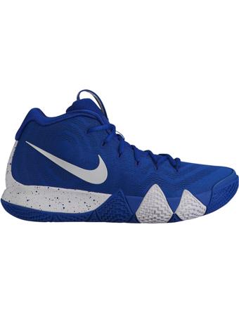 バスケットシューズ バッシュ  ナイキ Nike Kyrie 4 TB G.Royal/Wht