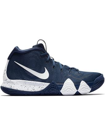 バスケットシューズ バッシュ  ナイキ Nike Kyrie 4 TB M.Nvy/Wht