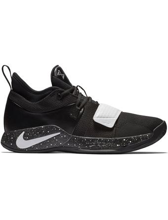 バスケットシューズ バッシュ  ナイキ Nike PG 2.5 TB Blk/Wht